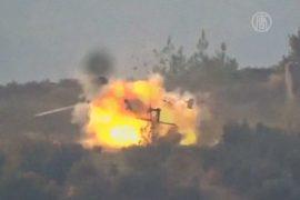 Сирийские боевики сбили российский вертолёт