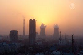 Город КНР не выполнил обещания очистить воздух