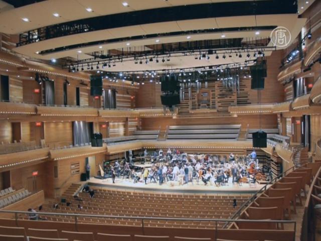 В Монреале работает экологичный концертный зал