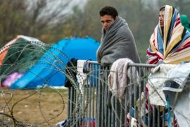 Трудности миграции: закрытые границы и холода