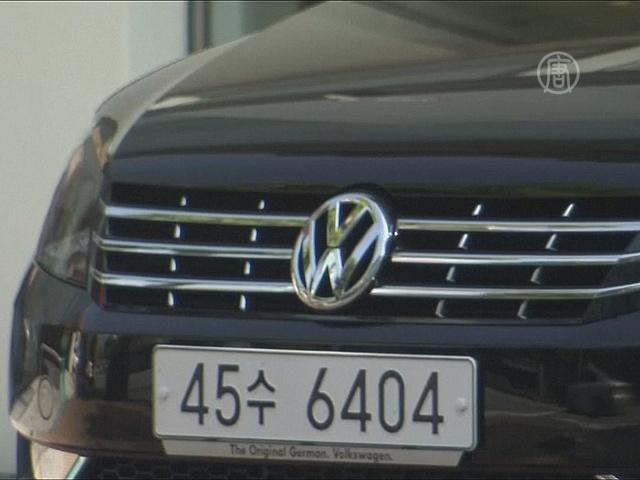 Volkswagen отзовёт 125 000 машин в Южной Корее