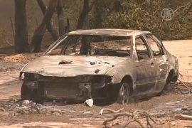 Пожары в Южной Австралии взяты под контроль