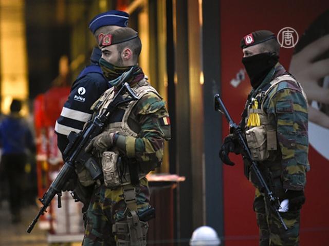Уровень угрозы в Брюсселе понижен