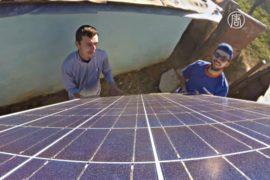 Румыния: солнечные батареи для жителей деревень
