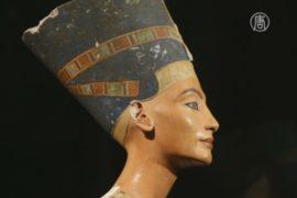 Учёные надеются найти гробницу Нефертити