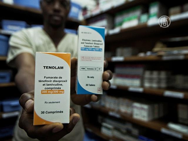 В борьбе со СПИДом есть прогресс