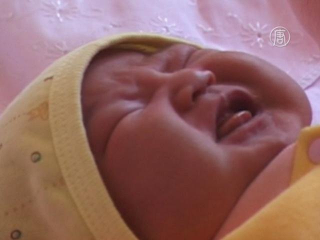 В Кыргызстане родился 6-миллионный гражданин