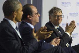 Миллиардеры помогут остановить изменение климата
