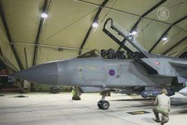 Британские ВВС начали бомбить ИГИЛ в Сирии
