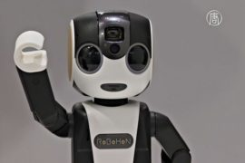 Токио: роботы-смартфоны и танцующие андроиды