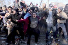 На македонской границе погиб мигрант из Марокко