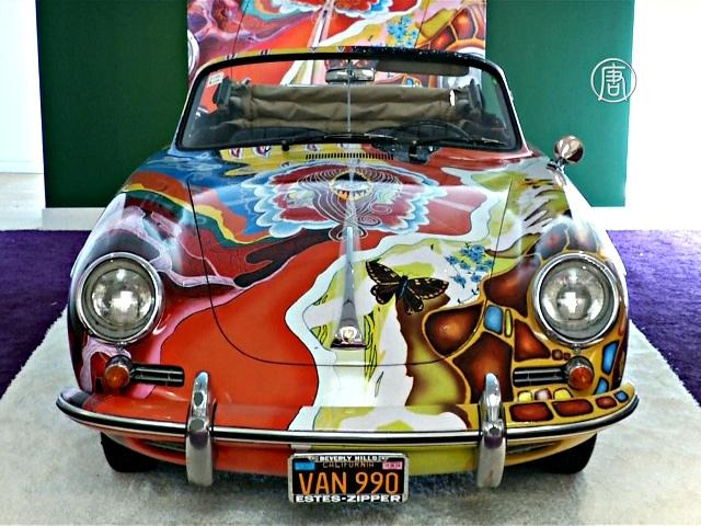 Автомобильные раритеты выставит на торги Sotheby's