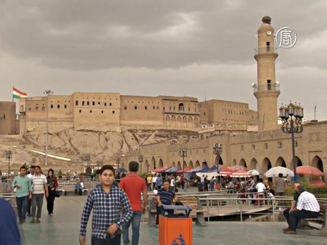 В Ираке возрождают древнейшую цитадель