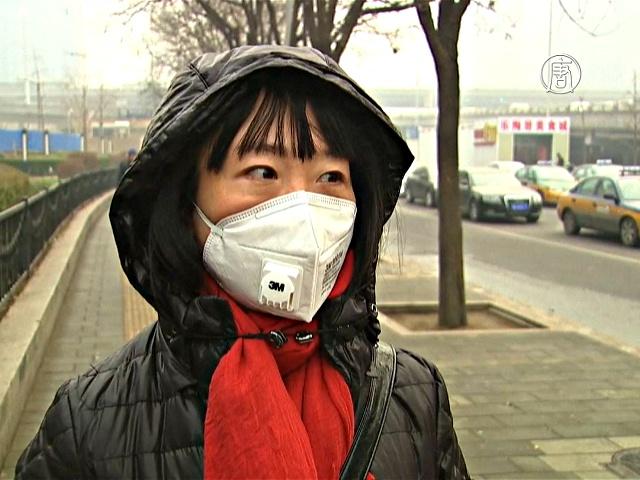Пекинцы ищут способ подышать чистым воздухом