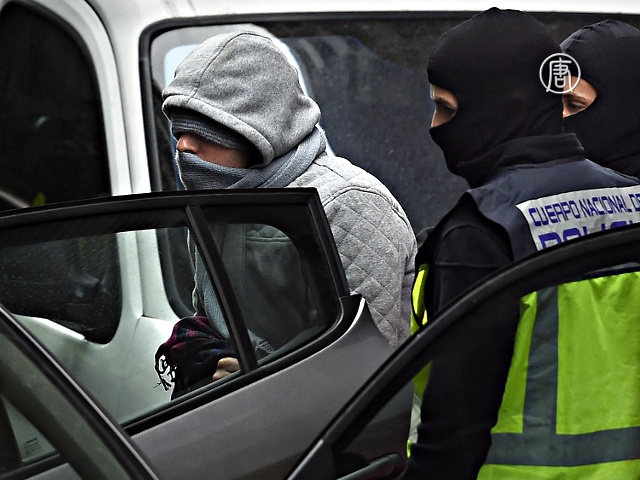 В Испании задержаны предполагаемые вербовщики ИГИЛ