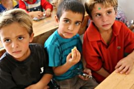 ООН призывает Иорданию впустить сирийских беженцев