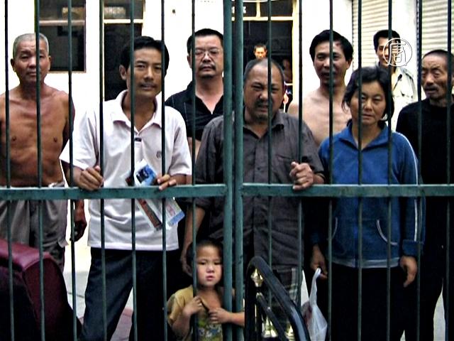 ООН призывает КНР прекратить пытки и преследования