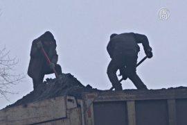 Угольная промышленность Китая терпит кризис