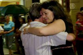Буэнос-Айрес снова превратился в большой танцпол