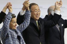 Климатический договор – личная победа Пан Ги Муна