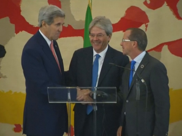 Ливию призвали создать правительство нацединства