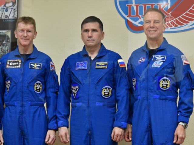 Новый экипаж МКС рассказал о предстоящей миссии