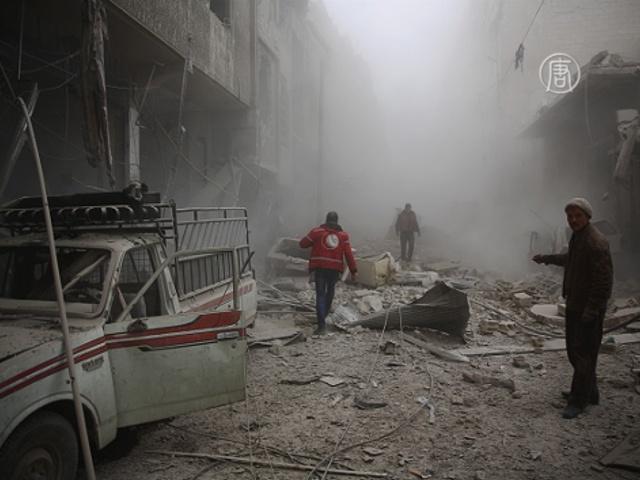 ООН нужно $3,2 млрд на помощь сирийцам
