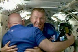Экипаж 46/47 экспедиции успешно прибыл на МКС