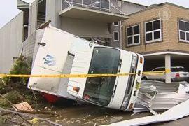 Сидней восстанавливается после торнадо
