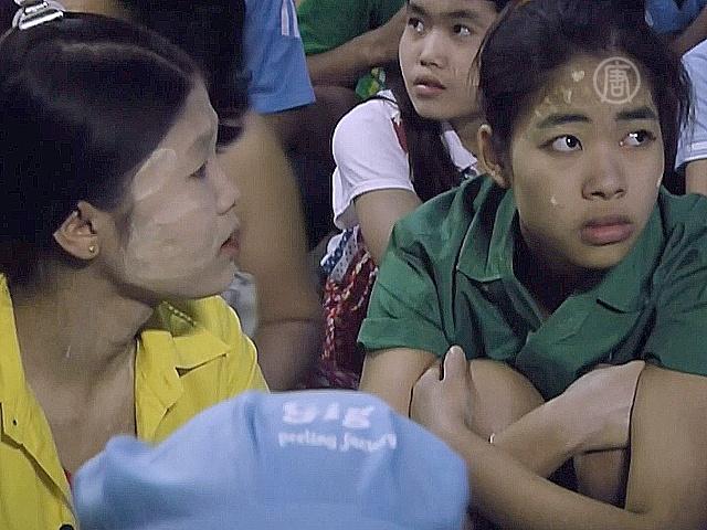 Тайские креветки и рабский труд