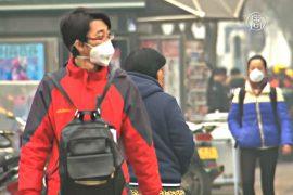 Жители Пекина ждут новую волну смога