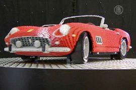Выставка масштабных LEGO-фигур открылась в Австралии