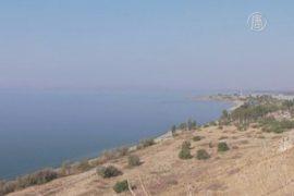 Евреи жили возле Галилейского моря в V веке