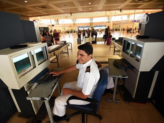 В египетских аэропортах усилят меры безопасности