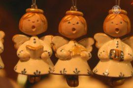 Рождественская ярмарка в Будапеште процветает