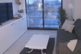В Нью-Йорке строят микроквартиры