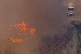 Пожары в Калифорнии берут под контроль