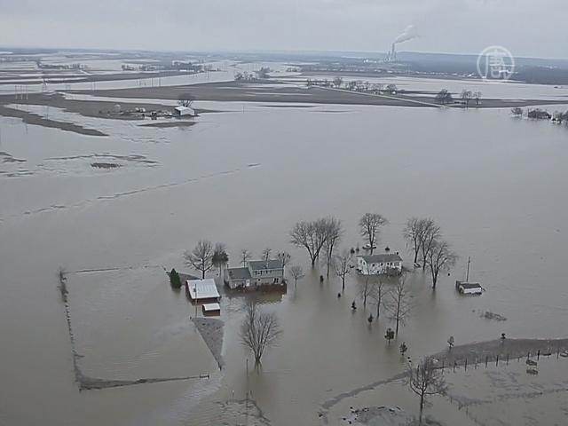 Наводнения на Среднем Западе США: 24 погибших