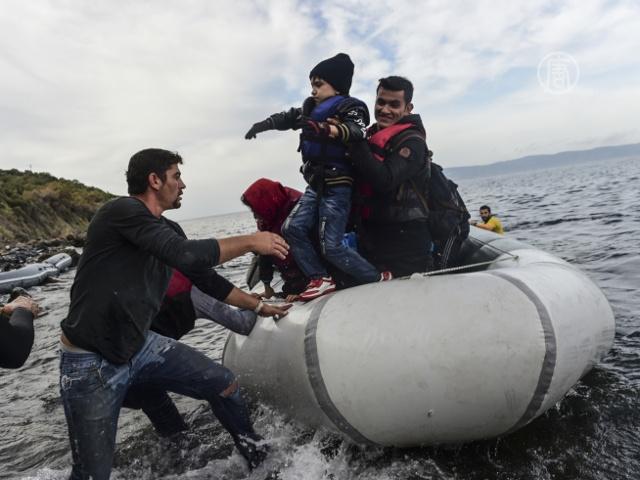 Активисты: беженцам нужен безопасный путь