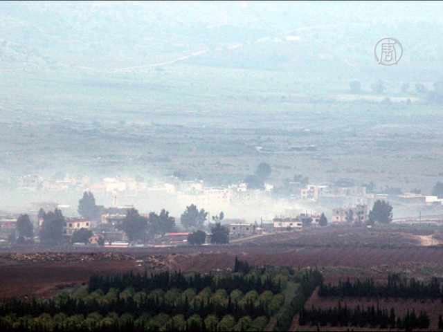 Израиль обстрелял Юг Ливана