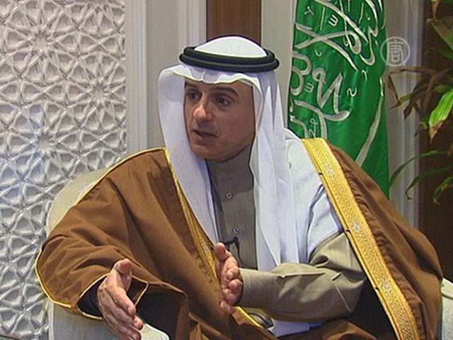 Саудовская Аравия прекращает торговлю с Ираном