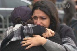 Франция скорбит о жертвах прошлогодних терактов