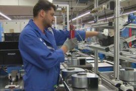 Безработица в Германии на рекордно низком уровне