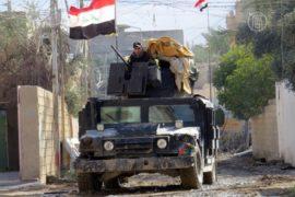 ИГИЛ потеряло треть территорий в Ираке и Сирии