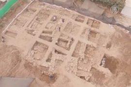Израиль: на стройке обнаружили древнюю цитадель