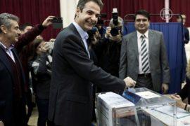 Оппозиция Греции выбрала нового лидера