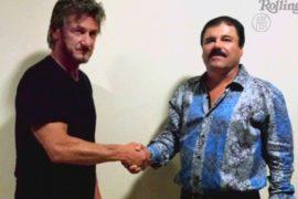 Шон Пенн невольно помог поймать наркобарона