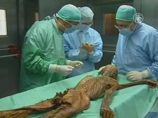 Бактерия из мумии заставит пересмотреть историю