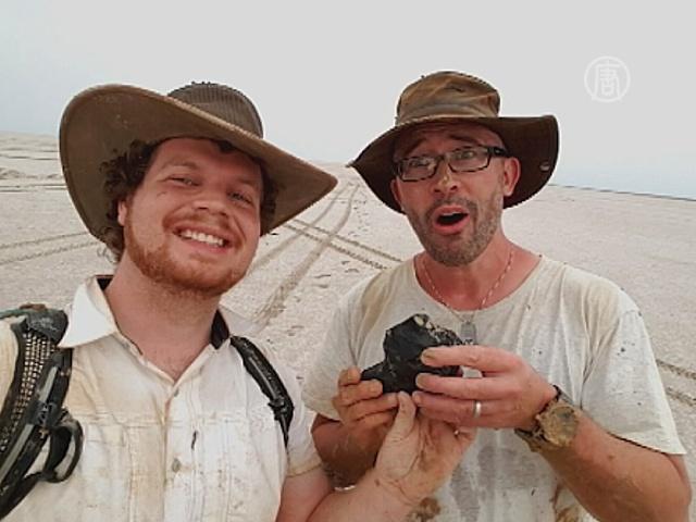 Австралия: найден метеорит возрастом 4,5 млрд лет