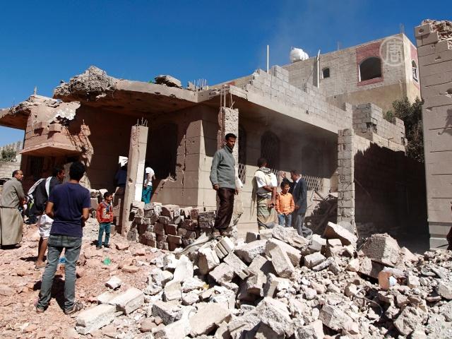 Йемен: снаряд попал в больницу «Врачей без границ»